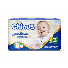 Chiaus QL007 | Super thin & Top quality baby pull up pants,China Diaper Supplier manufacture